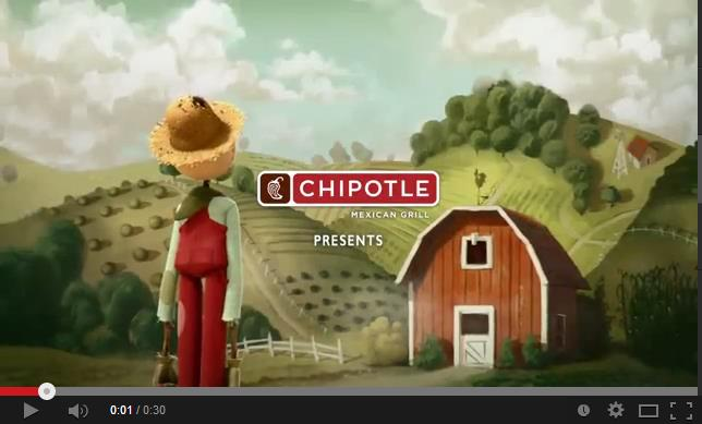 Chipotle Video