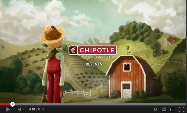 Chipotle Video